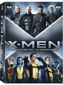 X-men - la prélogie : x-men : days of future past + x-men : le commencement