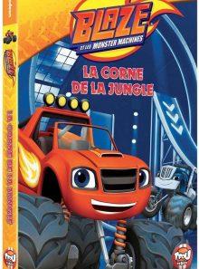 Blaze et les monstres machines - volume 3 : la corne de la jungle
