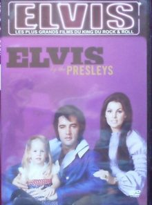 Elvis by the presleys - collection elvis les plus grands films du king du rock & roll