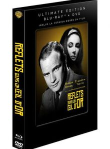 Reflets dans un oeil d'or - ultimate edition - blu-ray + dvd