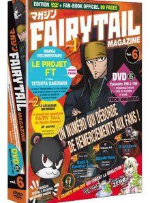 Fairy tail magazine - vol. 6 - édition limitée