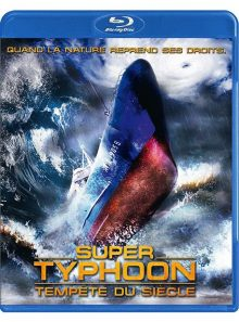 Super typhoon - tempête du siècle - blu-ray