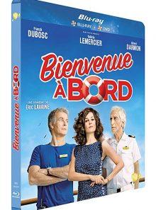Bienvenue à bord - combo blu-ray + dvd