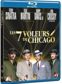 Les 7 voleurs de chicago - blu-ray