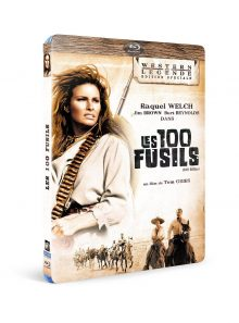 Les 100 fusils - édition spéciale - blu-ray