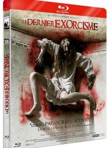 Le dernier exorcisme - édition steelbook - blu-ray