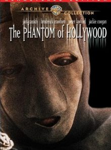 The phantom of hollywood