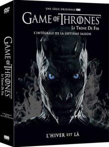 Game of thrones (le trône de fer) - saison 7 - edition limitée - inclus un contenu exclusif et inédit conquête & rébellion - l'histoire des sept couronnes