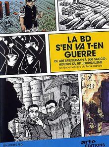 Comic books go to war (la bd s'en va en guerre)