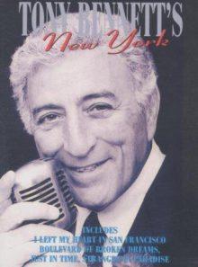 Tony bennett - tony bennett's new york [import anglais] (import)