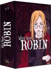 Witch hunter robin - coffret 2/2 - pack