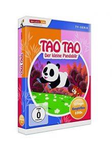 Tao tao - der kleine pandabär, komplettbox (8 discs)