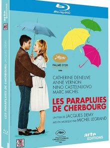 Les parapluies de cherbourg - blu-ray