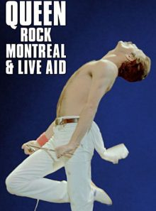Queen: rock montreal & live aid  - blu-ray