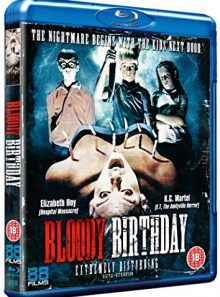 Bloody birthday (region free) [pal] [blu ray]