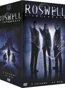 Roswell - l'intégrale de la série : saisons 1 à 3 - édition limitée
