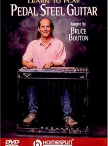 Dvd learn to play pedal steel guitar