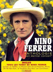 Nino ferrer anthologie - son dernier concert