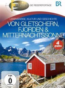Von gletschern,fjorden & mitternachtssonne