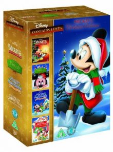 Mickey's christmas collection
