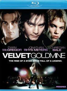 Velvet goldmine [blu ray]