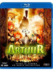 Arthur et les minimoys - blu-ray