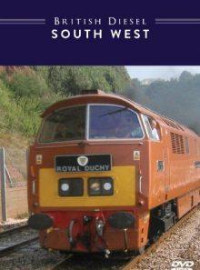 British diesel trains: the south west
