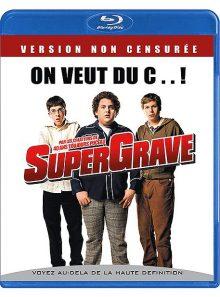 Supergrave - non censuré - blu-ray