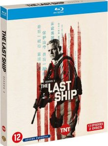 The last ship - saison 3 - blu-ray