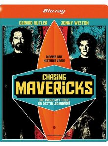 Chasing mavericks - blu-ray