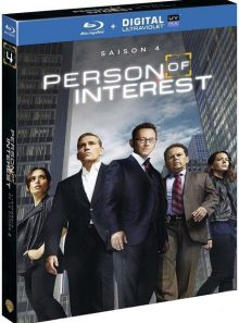 Person of interest - saison 4 - blu-ray + copie digitale