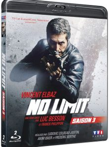 No limit - saison 3 - blu-ray