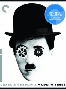 Modern times (the criterion collection) [blu ray]