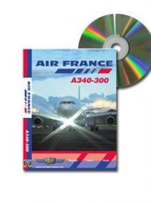 Air france a340 300