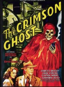 The crimson ghost