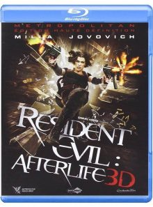 Resident evil : afterlife - blu-ray 3d compatible 2d