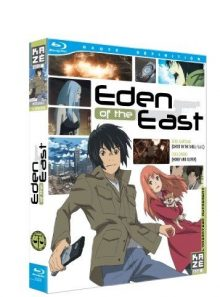 Eden of the east - intégrale - blu-ray