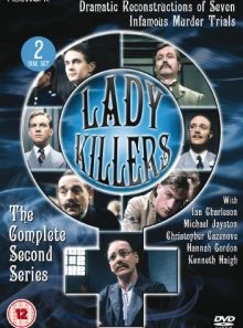 Lady killers: the complete second series