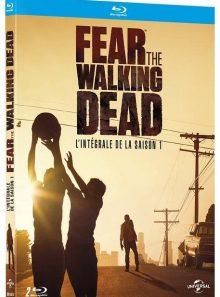 Fear the walking dead - saison 1 - blu-ray