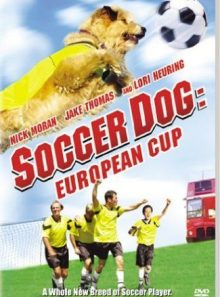 Soccer dog - european cup