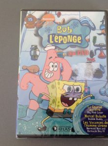 Bob l eponge la collection officielle dvd 15
