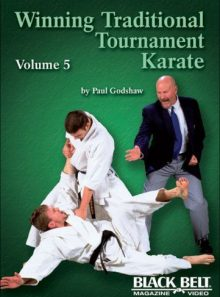 Winning traditional tournament karate, vol. 5