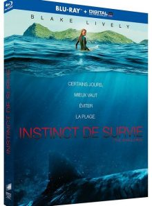 Instinct de survie - blu-ray + copie digitale