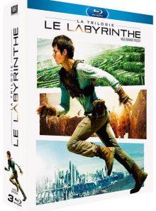 Le labyrinthe : la trilogie - blu-ray