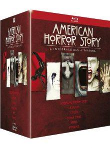American horror story - l'intégrale des saisons 1 à 6 - blu-ray