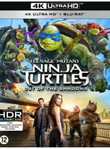 Teenage mutant ninja turtles - out of the shadows (edition benelux)