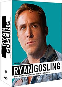 La collection ryan gosling - drive + les marches du pouvoir + crazy stupid love + love & secrets - pack