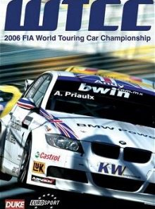 Wtcc - world touring car championship review 2006