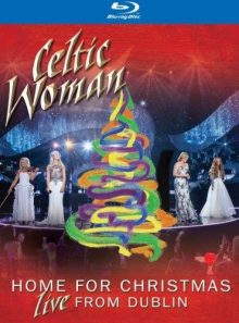 Celtic woman: home for christmas live in concert (blu-ray)