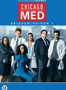Chicago med - saison 1 dvd - edition benelux